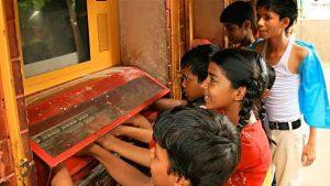 سوگاتا میترا، یادگیری آزاد